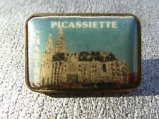 RARE PINS PIN'S - CHARTRES - PICASSIETTE - MOSAIQUE - FAIENCE - MUSEE - ARTS