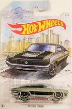 Hot Wheels - 2018 Detroit Muscolo 6/1.8m70 Ford Torino (bbfyy14)