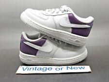 Nike Air Force 1 Low Neutral Grey White Wine TD Toddler 2011 sz 9C