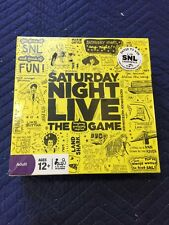Brand-New Sealed 2010 Saturday Night Live The Game