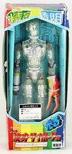 Vintage Takara Neo Henshin cyborg Silver set 1998 Figure