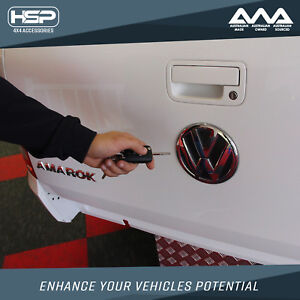 Genuine HSP Plug & Play tailgate central locking unit suits Volkswagen VW Amarok