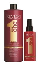 Revlon Uniq One Conditioning Shampoo 1000ml + Hair Treatment 150ml Pflege Set