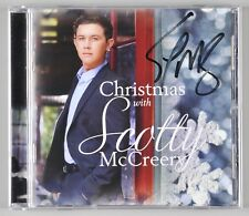Christmas with Scotty McCreery CD Signed 11 Tracks 2012 Interscope Records