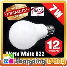 Modern B22 Light Bulbs