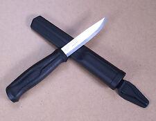 Mora of Sweden Knife Messer Q 510 Black Survival Outdoor Carbonstahl Neu New R74