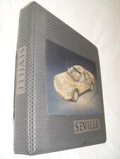 1998 Cadillac...SEVILLE...Product Information Manual