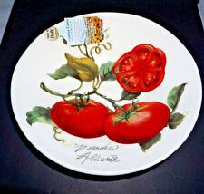 NWT Ceramica Cuore  MADE in ITALY~ XL Pasta / Salad Bowl ~ Pomadori Alicante