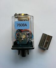 Twin Triode Switch for Hickok tube testers 7608A (Noval 9pin)