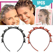 Double Bangs Hairstyle Hairpin Hair Accessories Double Layer Bangs Clip Hairband