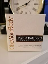 Obey Your Body Pure & Balanced Professional Anti-Blemish Skin Balance Cream