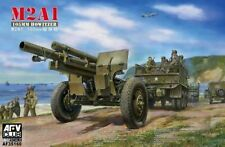 1/35 AFV Club US 105mm Howitzer M2A1 & Carriage M2 #35160