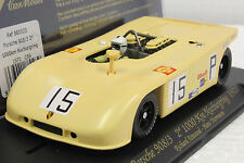 FLY C69 PORSCHE 908 /3 NURBURGRING 1970 2nd PLACE NEW 1/32 SLOT CAR IN DISPLAY