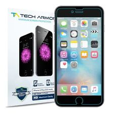 Tech Armor HD Clear Screen Protector [3-Pack] for Apple iPhone 6 Plus