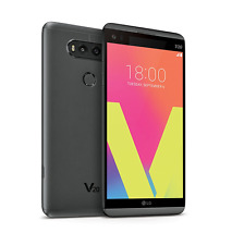 "Lg v20 at&t Gray (h910) 64gb 16mp ram 4gb 5.7"" unlocked 4g lte cell phone"