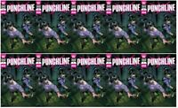 🔥🔥 PUNCHLINE SPECIAL #1 (DC,2020,BATMAN) PURTI COVER LOT OF 10 COPIES 🔥🔥