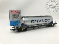 "PIKO 58433 carro merci silos Uacns ""ENVILOC"" - ep. VI"