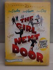 THE GIRL NEXT DOOR (1953) us region 1 DVD NEW & SEALED Musical Dan Dailey