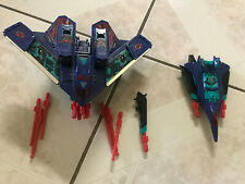 1993 Transformers G2 Dreadwing Smokescreen