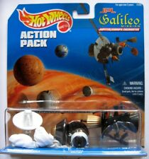 Hot Wheels Action Pack JPL Galileo Jupiter Mission Orbiter Probe Deep Space Dish