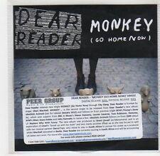 (GF247) Dear Reader, Monkey (Go Home Now) - DJ CD
