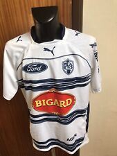 Maillot Rugby Ancien Agen Taille XXL