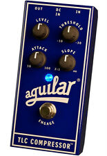 NEW AGUILAR TLC COMPRESSOR BASS GUITAR EFFECT PEDAL FREE US SHIPPING!!