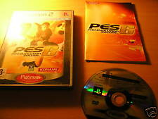 PES PRO EVOLUTION SOCCER 6 - Jeu PS2 - Playstation 2