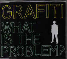 Grafiti-What Is The Problem cd maxi single