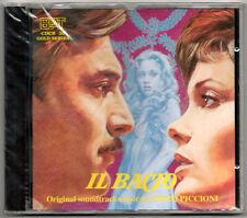 Piero Piccioni IL BACIO original soundtrack CD Beat Records sealed