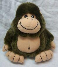 """Dakin 1993 Vintage Brown Gorilla 6"""" Plush Stuffed Animal Toy"""