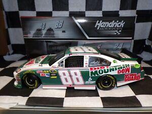 Dale Earnhardt Jr #88 Diet Mountain Dew Retro 2011 1:24 Action NASCAR FLASHCOAT