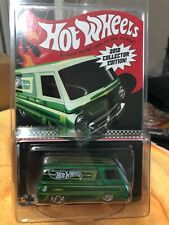 HOT WHEELS 2012 COLLECTOR EDITION MAIL IN '66 DODGE A-100