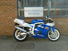 Suzuki GSX-R400R GK76 1998 with super low mileage!