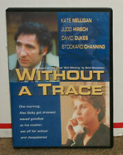 Without a Trace DVD With Insert