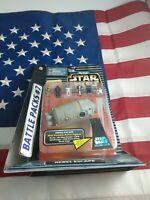 Star Wars Micro Machines Action Fleet Rebel Escape Battle Pack #7 Galoob