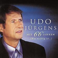 Mit 66 Jahren-was wichtig ist von Udo Jürgens (2000)
