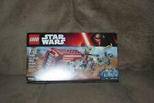 LEGO 75099 Star Wars  Rey's Speeder NISB