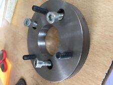 ISUZU TROOPER MONTEREY TURBO ADAPTER PLATE 3.0 TURBO TO 3.1 ENGINE