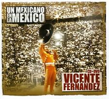 Vicente Fern ndez - Un Mexicano en la Mexico [New CD] Argentina - Import