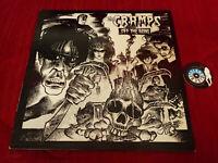 LP 33 The Cramps ...Off The Bone I.R.S. Records ILP 25847 EU 1983
