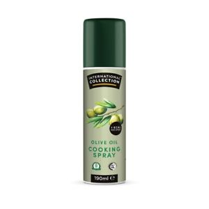 (52,58€/1l) International Collection Cooking Spray 190ml