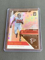 2018 Panini Unparalleled Astral #10 Tevin Coleman 174/200