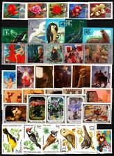 RUSSIA USSR 1978-79 Topical Collection. Fauna, Flowers, Paintings, MLH OG