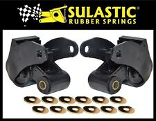 LEAF SPRING SHOCK ABSORBER |SULASTIC|SA-06HD| FOR GMC SIERRA 3500HD
