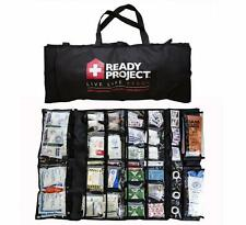 Ready Project Medical Kit Survival Emergency First Aid Camping,Tactical, Prep