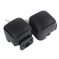 2Pcs 500W 105DB Stand Dome Audio Loud Speaker Amplifier Auto Car Tweeter Exotic