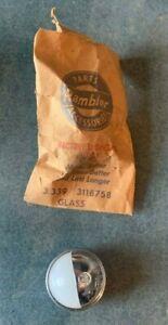 NOS 1961 1962 1963 AMC Rambler American License Lens