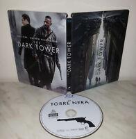 BLU-RAY THE DARK TOWER - STEELBOOK - LA TORRE NERA - ELBA McCONAUGHEY