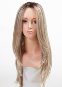 DOLCE & DOLCE 23 Wig by BelleTress ALL COLORS MonoTop & Lace Ft, BELLE TRESS New